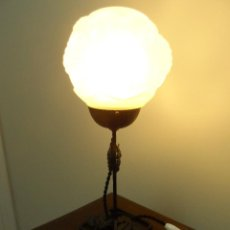 Antigüedades: LAMPARA ART DECO 1930. Lote 97449535
