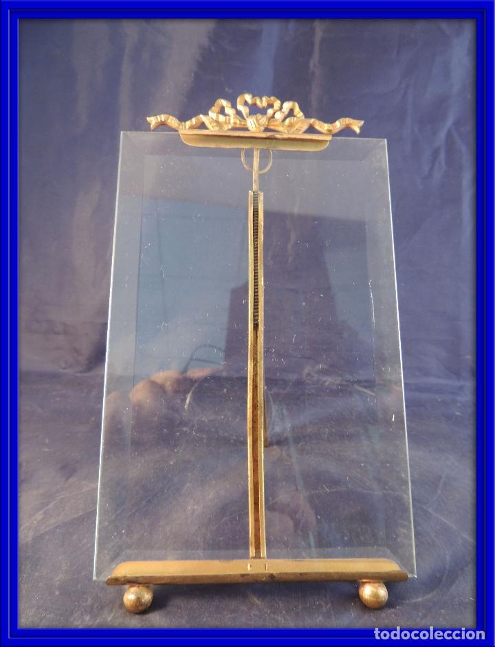 marco antiguo portafotos con el cristal biselad - Comprar Portafotos ...