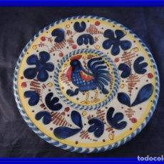 Plato ceramica portuguesa decorado a mano comprar Ceramica portuguesa online