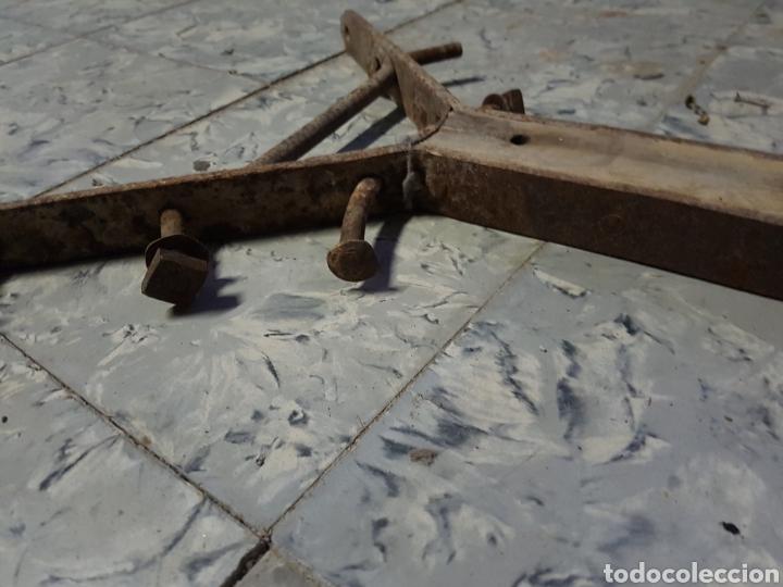 Antigüedades: herramienta o parte de herramienta, en hierro, ARADO? - Foto 2 - 97464254
