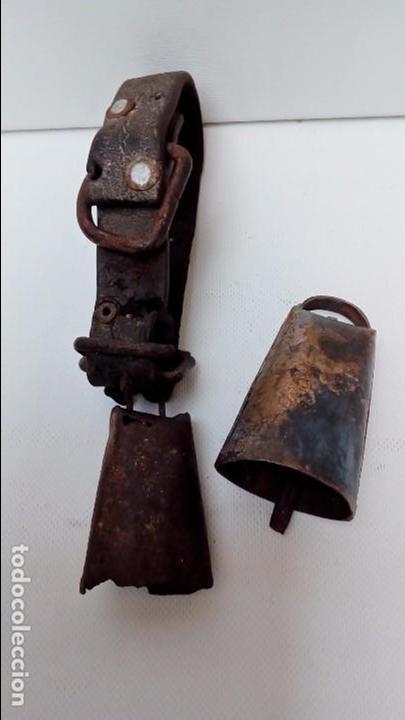 CENCERROS PAREJA (Antigüedades - Técnicas - Rústicas - Ganadería)