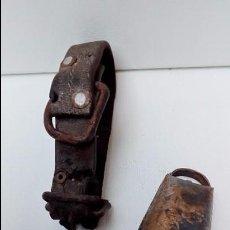 Antigüedades: CENCERROS PAREJA. Lote 97483663