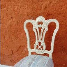 Antiquités: SILLA DE DORMITORIO O SALA-. Lote 97485479