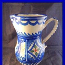 Antigüedades: JARRA CERAMICA PUENTE DEL ARZOBISPO. Lote 97510363