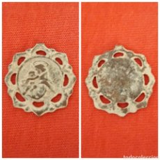 Antigüedades: MEDALLA RELIGIOSA SAN ANTONIO SIGLO XVIII. Lote 97521071