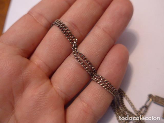 Antigüedades: * Lote 2 antiguo rosario de plata, rosarios originales. ZX - Foto 4 - 97523891