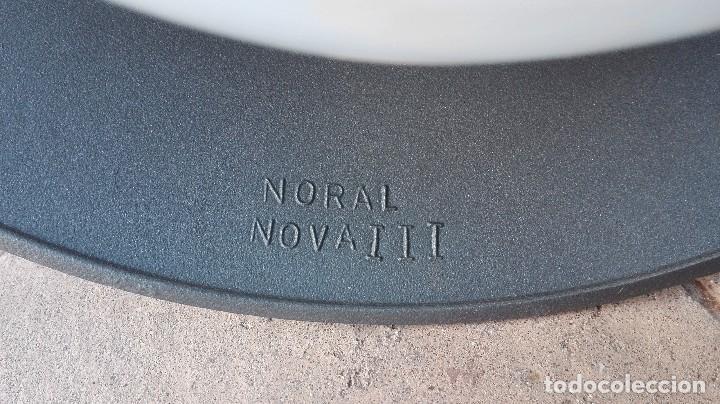 Antigüedades: Farol noral Ibérica modelo nova III aluminio puro fundido - Foto 4 - 97534215