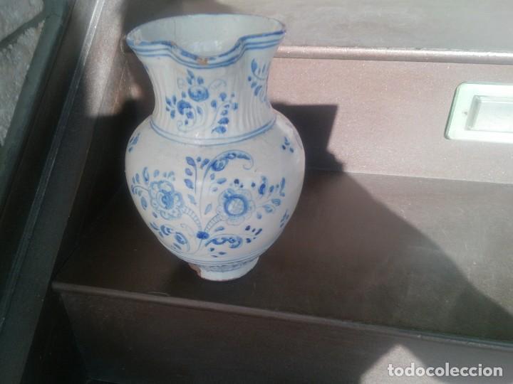 Antigüedades: Jarra de Niveiro pp.s.xx - Foto 2 - 97557687
