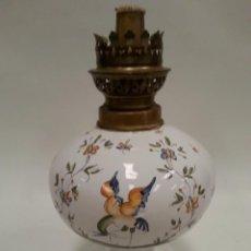 Antigüedades: QUINQUE CERAMICA-. Lote 97614995