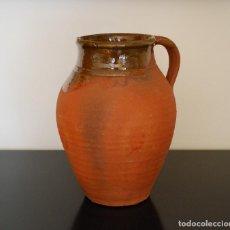 Antigüedades: ORZA DE BARRO DE CERÁMICA POPULAR ZAMORANA, AÑOS 60 (VER FOTOS ADICIONALES). Lote 98606904
