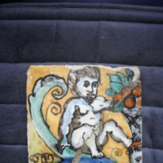 Antigüedades: AZULEJO SEVILLANO. Lote 97631591