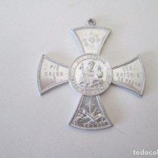 Antigüedades: MEDALLA DE SAN ANTONIO DE PADUA. Lote 97637511