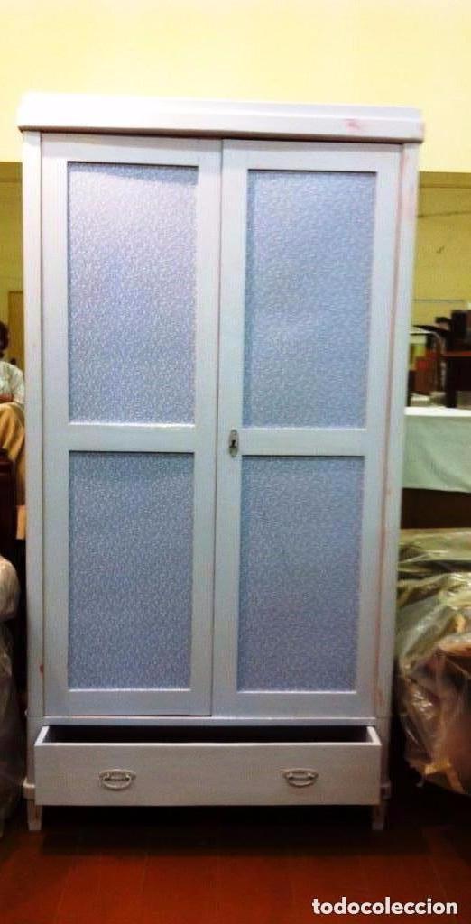 Precioso armario restaurado decap comprar armarios - Armarios antiguos restaurados ...