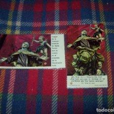Antigüedades: LOTE DE RELIQUIAS DE SANTA TERESA DE JESÚS. UNA VERDADERA JOYA!!!!!!!!. VER FOTOS. Lote 287961753