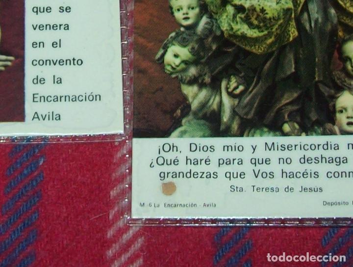 Antigüedades: LOTE DE RELIQUIAS DE SANTA TERESA DE JESÚS. UNA VERDADERA JOYA!!!!!!!!. VER FOTOS - Foto 3 - 97676643