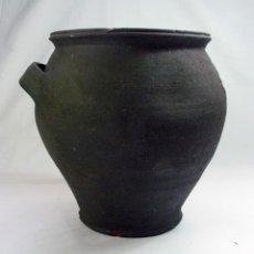 Antigüedades: ANTIGUA PIEZA CERAMICA DE FARO. ASTURIAS. ETNOGRAFÍA ASTURIANA.. Lote 97677255