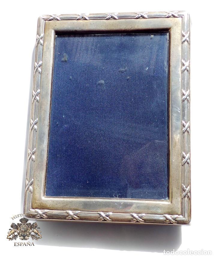 antiguo marco de plata de ley - 16 x 12 cm - Comprar Plata de Ley ...