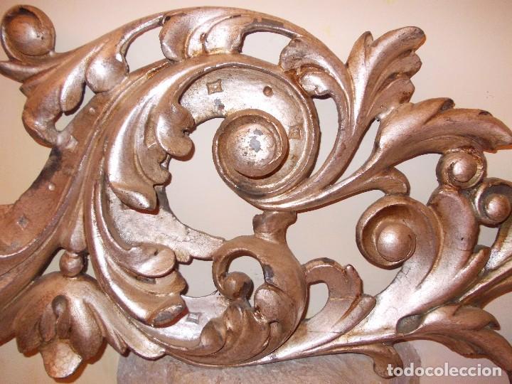Pieza tallada estilo barroco 82 x 39 cm comprar en - Estilo barroco decoracion ...