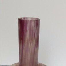 Antigüedades: JARRON DE VIDRIO ART DECO-. Lote 97309835