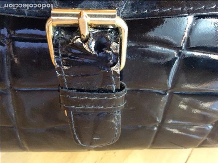 Antigüedades: Bolso tipo fuelle estilo italiano - Foto 4 - 97714691