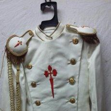 Antigüedades: TRAJE MARINERO INFANTIL DE COMUNION...MED XX . Lote 97724107
