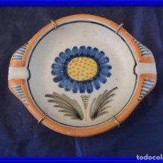 Antigüedades: CENICERO CERAMICA CHACON DE TALAVERA. Lote 97753135