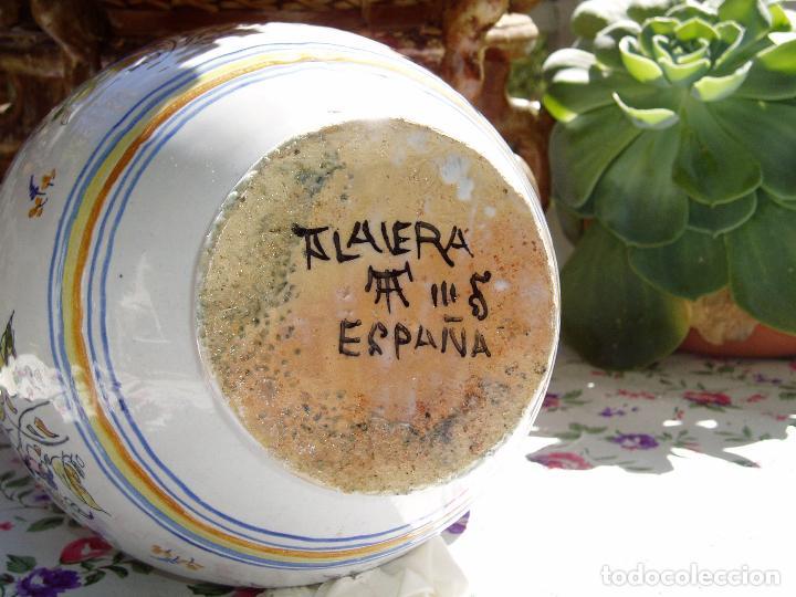 Antigüedades: Botijo de Engaño Enlucido de Talavera - Foto 6 - 95879871