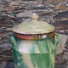 Antigüedades: ORZA EN CERÁMICA CATALANA . Lote 97779699