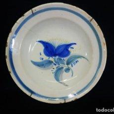 Antigüedades: PLATO ESPAÑOL SXVIII. Lote 97830207