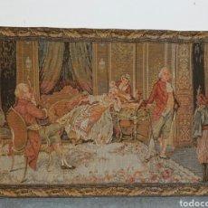 Antiques - Tapiz antiguo 86 x 54 cm - 97887571