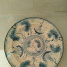 Antigüedades: PLATO DE MANISES SXIX. Lote 97928443