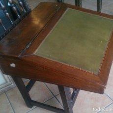 Antigüedades: ESCRITORIO PORTATIL S.XIX. Lote 97944119