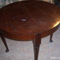 Antigüedades: MESA ANTIGUA DE CAOBA. Lote 97970919