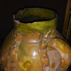 Antigüedades: MUY BONITA ORZA Y MUY ANTIGUA. Lote 97983915
