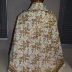 Antigüedades: PAÑOLON ORIGINAL PARA INDUMENTARIA DE ALGODON . Lote 98092603