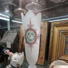 Antigüedades: JARRON DE OPALINA. Lote 98097899