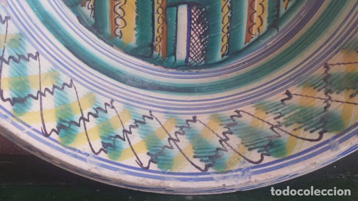 Antigüedades: ANTIGUO LEBRILLO DE TRIANA, - Foto 3 - 228449925
