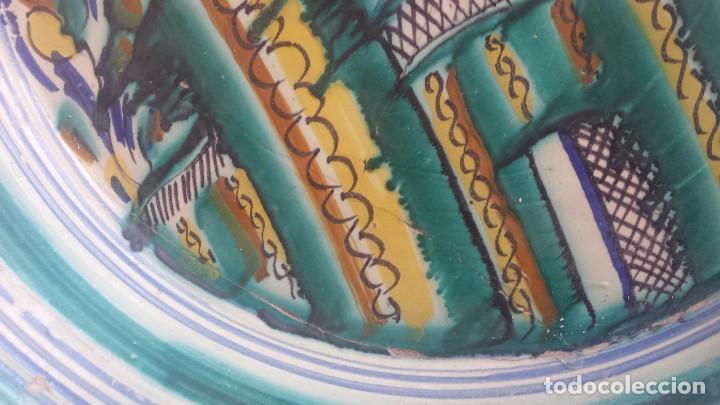 Antigüedades: ANTIGUO LEBRILLO DE TRIANA, - Foto 4 - 228449925