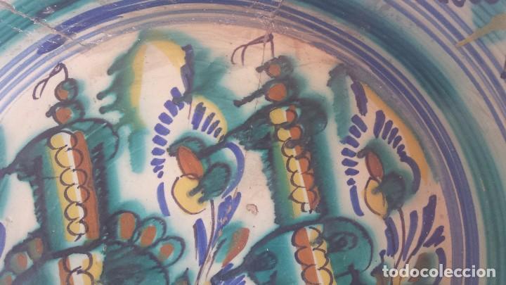 Antigüedades: ANTIGUO LEBRILLO DE TRIANA, - Foto 6 - 228449925
