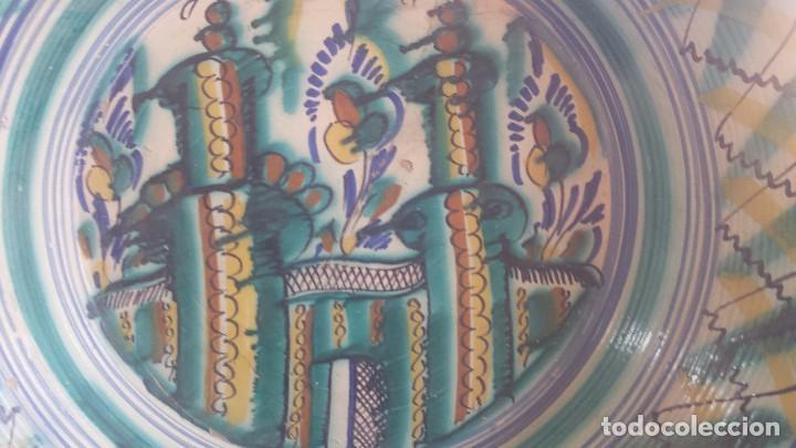 Antigüedades: ANTIGUO LEBRILLO DE TRIANA, - Foto 7 - 228449925