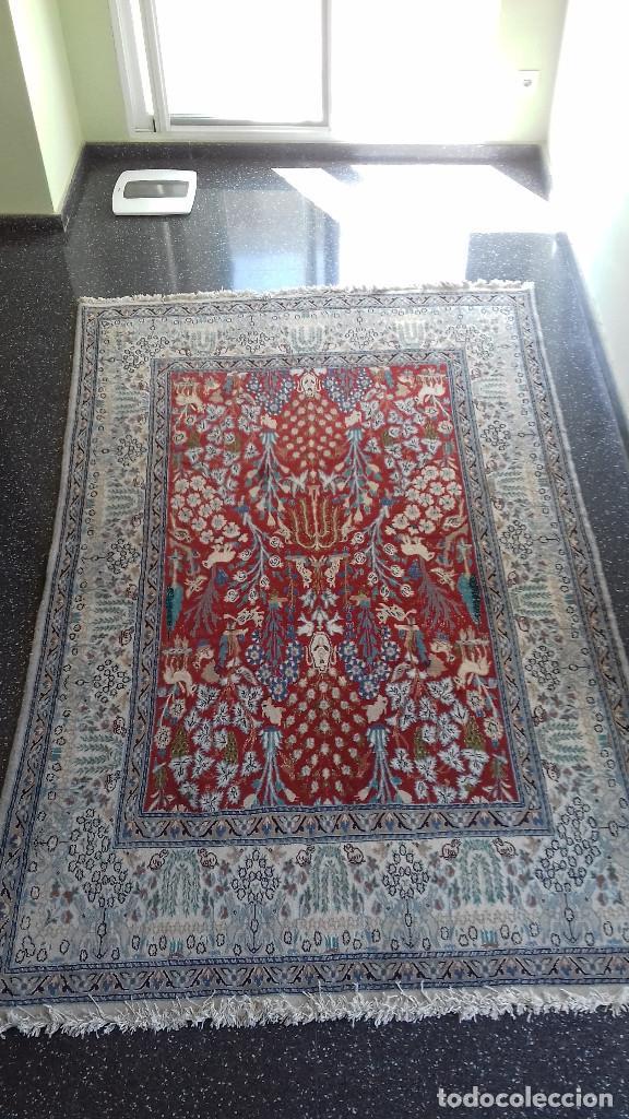 Alfombra persa ir n dise o nain heydarian de comprar for Alfombras persas online
