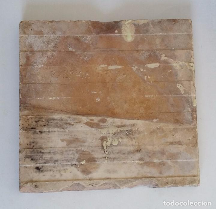 Antigüedades: Antiguo azulejo modernista - valencia - Foto 3 - 98189199