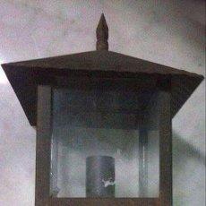 Antiquitäten - APLIQUE LÁMPARA PARED HIERRO NUEVA - 98193243
