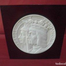 Antigüedades: MAGNIFICO LLADRO,CENTENARIO DE AMERICA 1492-1992.SERIE NUMERADA,SALIDA 1 EURO. Lote 98196699
