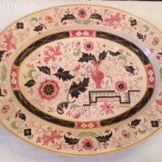 Antigüedades: BANDEJA INGLESA IRONSTONE CHINA. Lote 98198375