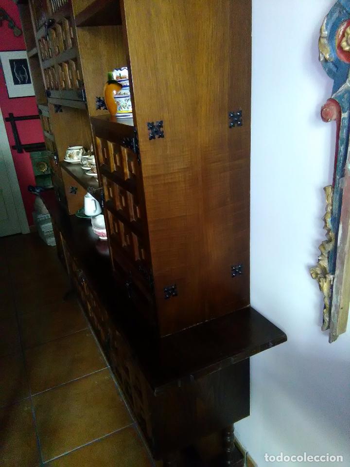 Antigüedades: aparador estilo castellano. - Foto 6 - 97337002
