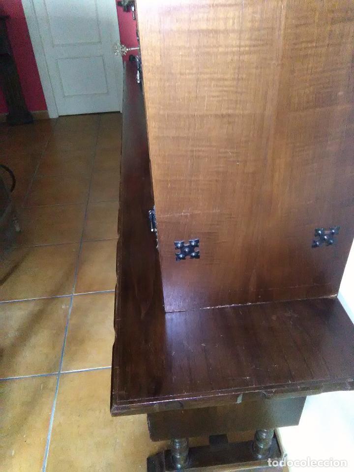 Antigüedades: aparador estilo castellano. - Foto 7 - 97337002