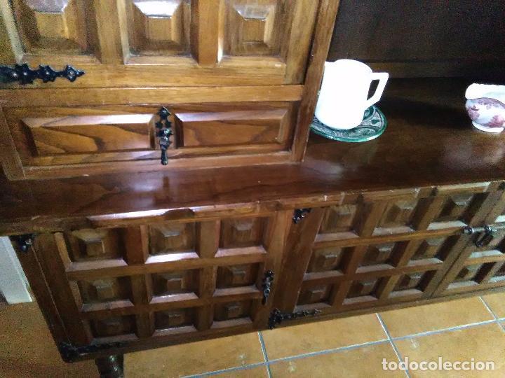 Antigüedades: aparador estilo castellano. - Foto 9 - 97337002
