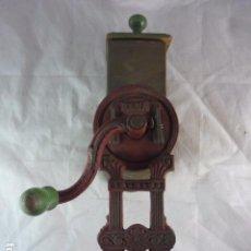Antigüedades: RALLADOR DE PAN ELMA. Lote 98231363