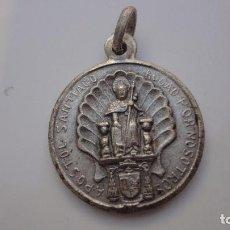 Antigüedades: ANTIGUA MEDALLA.APOSTOL SANTIAGO.. Lote 98239019
